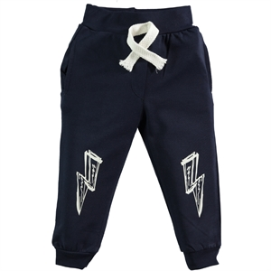 Civil Boys 2-5 Years Navy Blue Sweatpants Boy