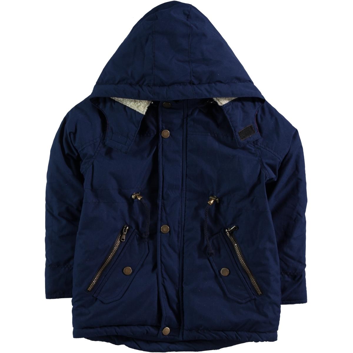 Civil Boys Navy Blue Coat Age 6-9 Boy