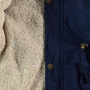 Civil Boys Navy Blue Coat Age 6-9 Boy (2)