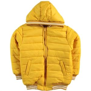 Civil Boys Mustard Coat Age 6-9 Boy