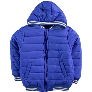 Civil Boys Saks Coat Age 6-9 Boy Blue