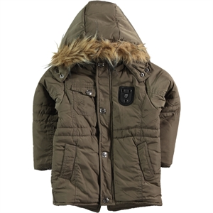 Civil Sport Brown Jacket For Boy 2-5 Years