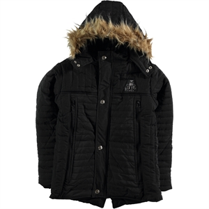 Civil Sport Black Jacket Boy Age 10-13