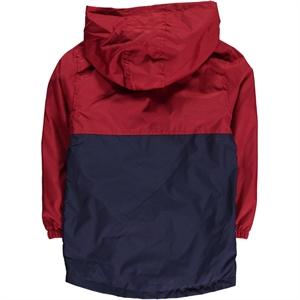 Civil Boys A Boy Age 6-9 Raincoat Burgundy (3)