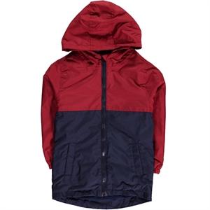 Civil Boys A Boy Age 6-9 Raincoat Burgundy (1)