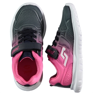 Jump 31-35 Number Of Children's Sports Shoes Fuchsia (1)