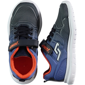 Jump 31-35 Number Of Children's Sports Shoes Navy Blue