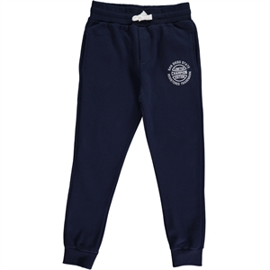 Cvl Navy Blue Sweatpants Boy Age 6-9