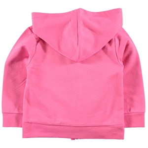 Pengim Fuchsia Hooded Cardigan Girls Age 1-4 (2)