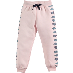 Cvl Powder Pink Sweatpants Girl Age 2-5