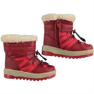 Twingo Boots Boy Girl Red Number 23-25
