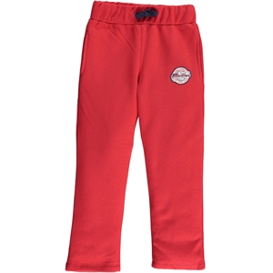 Cvl Lower Age 6-9 Girl In Red Sweatpants