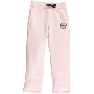 Cvl Powder Pink Tracksuit Bottom Boy Girl Age 6-9