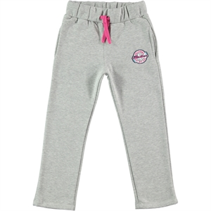Cvl Lower Age 6-9 Girl Gray Sweatpants