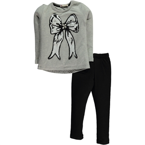 Pengim Team Grey Girl Tutu Kids 5-8 Years