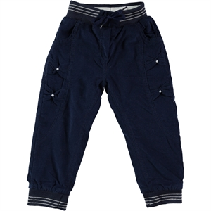 Civil Girls 2-5 Years Navy Blue Pants Girl