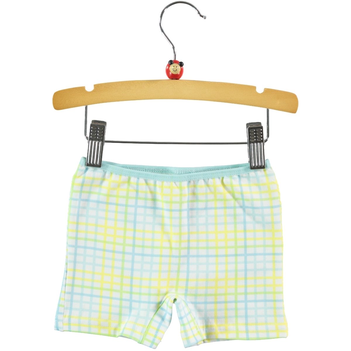 Donella The Ages Of 2-8 Girl Boy Shorts Turquoise
