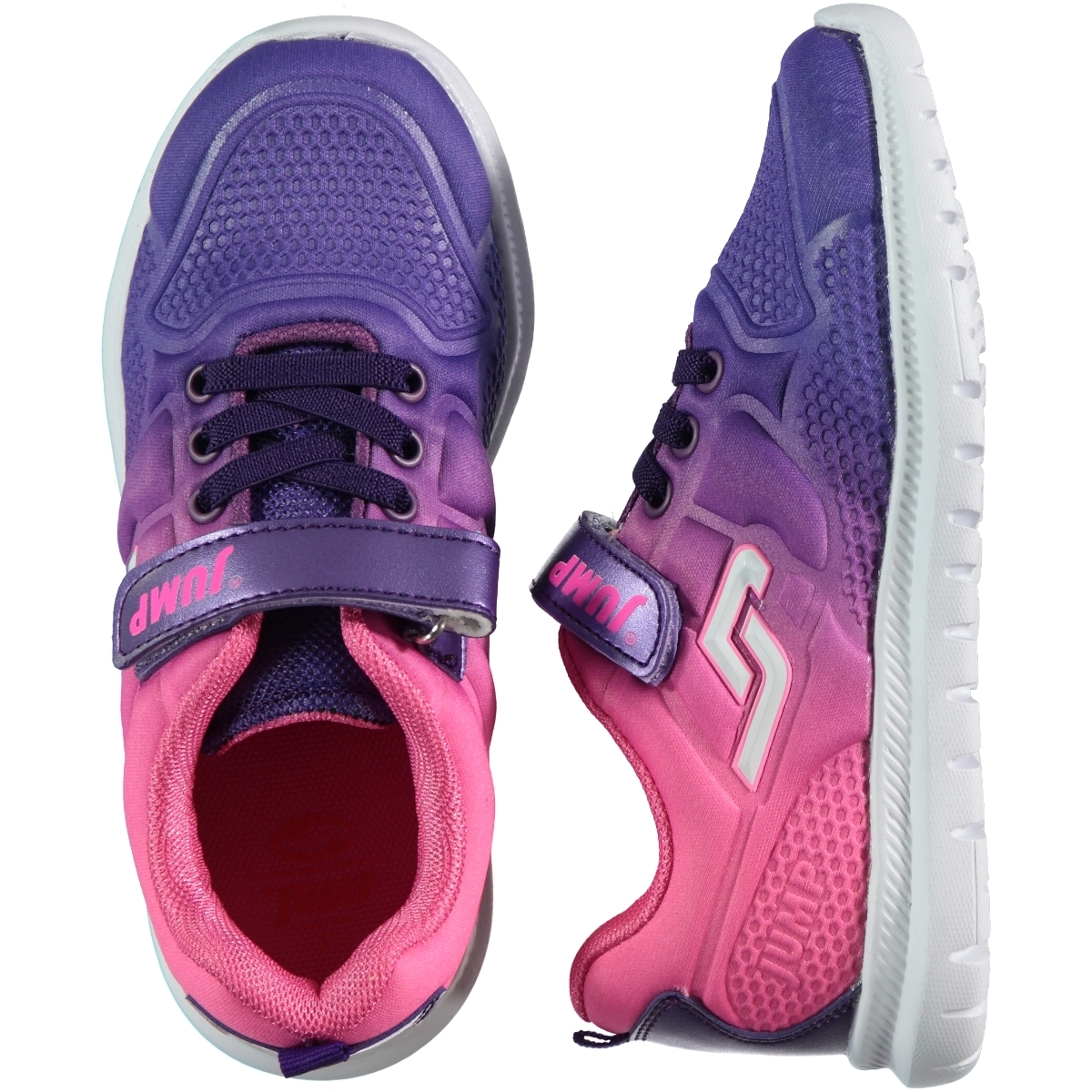 Jump 31-35 Number Of Children's Sports Shoes Purple
