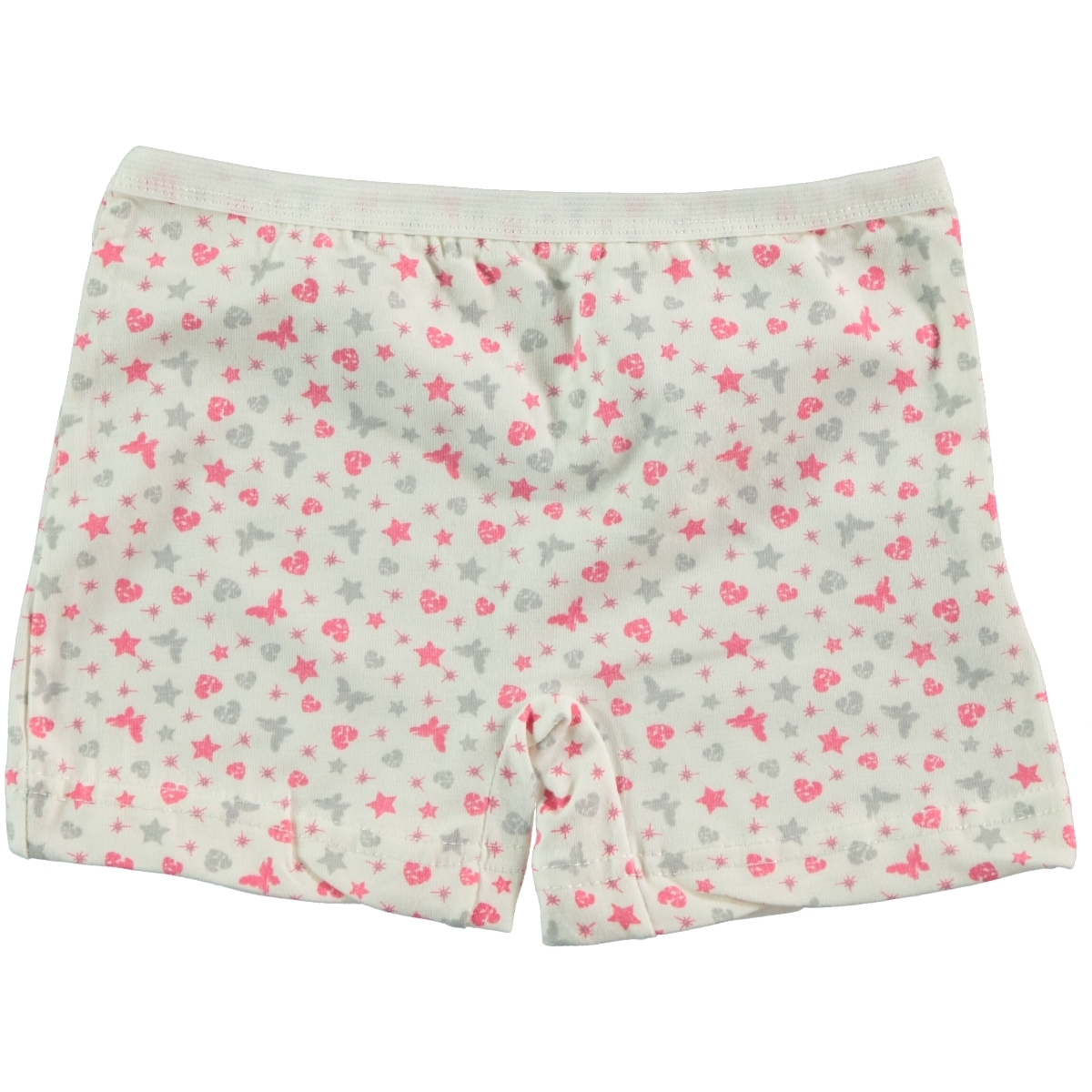 Öts Ages 2-12 Boy Girl Shorts Ecru