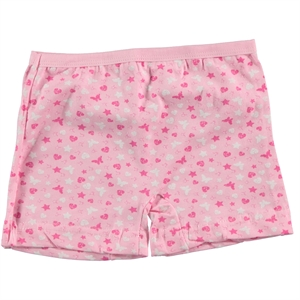 Öts Girl Boy Shorts Pink Ages 2-12