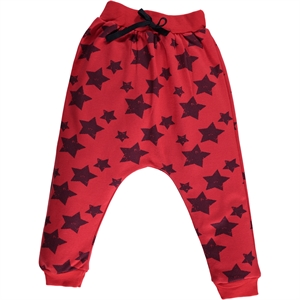 Civil Boys The Boy Baggy Sweatpants Red 2-5 Years