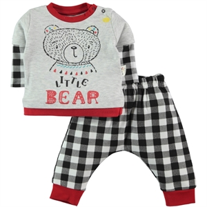 Babycool Chirping Baby Boy 3-18 Months Red Layette