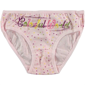 Donella Pink Panties Girl Child The Ages Of 2-8
