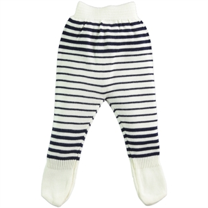 Misket Oh Baby's Baby Booty Single Child 3-12 Months Navy Blue