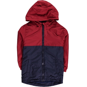 Civil Boys A Raincoat Boy Aged 10-13 Burgundy