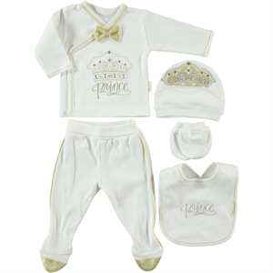 Minidamla Baby boy Newborn 5 Zibin Team Yellow