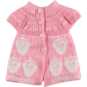 Civil Girls 2-5 Years Child Girl Pink Vest