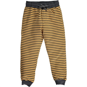 Cvl Mustard Sweatpants Boy Age 6-9 (1)