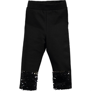Civil Girls Girl Black Tights 2-5 Years