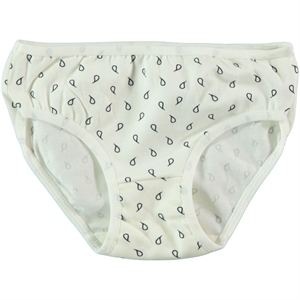 Donella Ecru Panties Girl Child Age 2-6