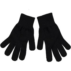Slayt Gloves, Black Kid Gloves 9-13 Years