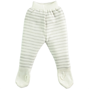 Misket Oh Baby's Baby Booty Single Child 3-12 Months Gray