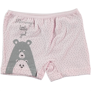Donella Girl Pink Boy Shorts Ages 2-10