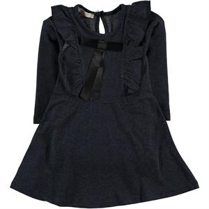 Haliş Navy Blue Girl Boy Clothes Age 6-9