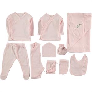 Minidamla Zibin 10 pink baby newborn kit