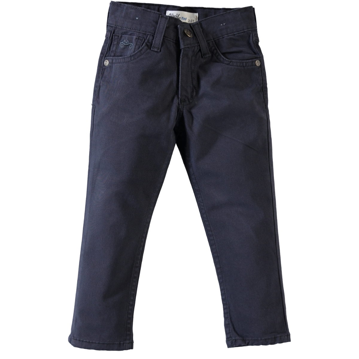 Civil Boys Smoked 2-5 Years Boy Pants