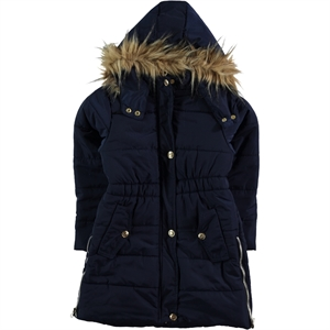 Civil Girls Girls Navy Blue Coat Age 6-9
