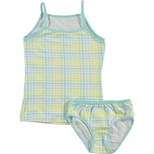 Donella Girl Child Underwear Turquoise The Ages Of 2-10 Team