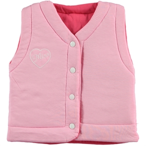 Civil Girls Girl Double-Sided Vest 2-5 Years ... Tongue In Cheek (2)