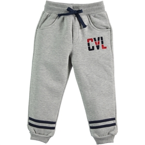Cvl Gray Sweatpants Boy 2-5 Years