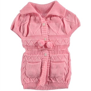 Civil 2-5 Years Child Girl Pink Vest