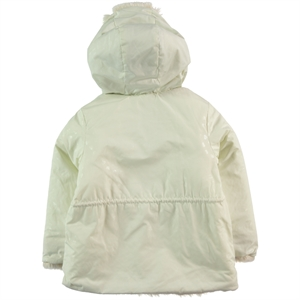 Civil Girls Beige Coat For Girls Age 2-5 (2)