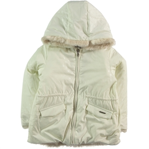 Civil Girls Beige Coat For Girls Age 2-5 (1)