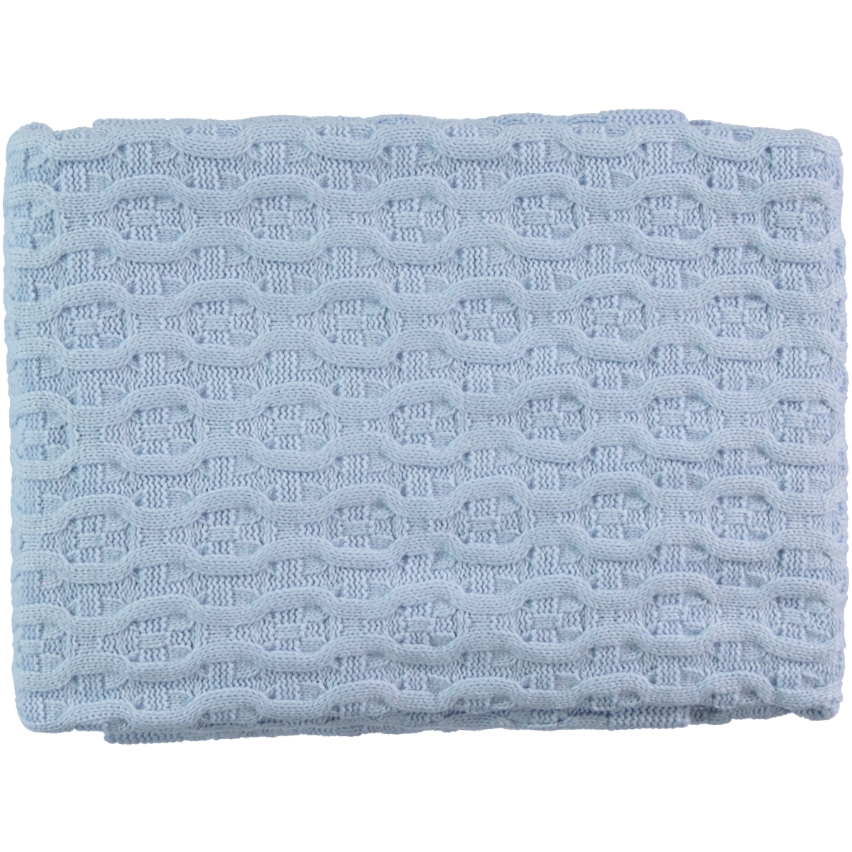 Civil Baby 95x75 blue baby blanket