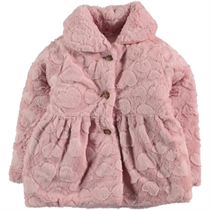 Civil Girls Powder Pink Coat Girls Age 2-5