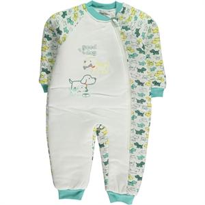Cvl Mint Green Sleeping Bag Boy Age 2-5